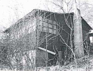 Chata v obci Lštětí na Benešovsku