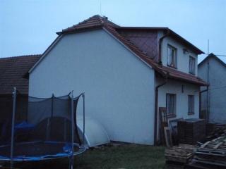 Rodinný dům v obci Loket